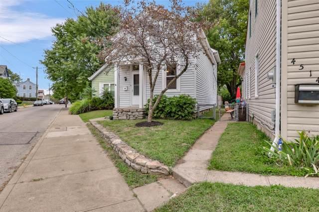 4516 Lawrence Street, St Bernard, OH 45217 (MLS #1675952) :: Apex Group