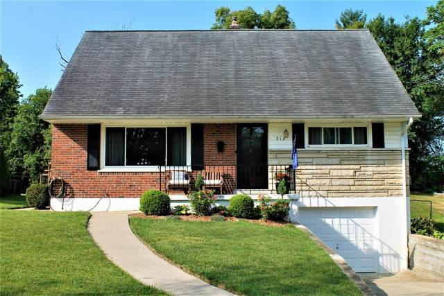 312 Ingram Road, Greenhills, OH 45218 (#1676070) :: The Chabris Group