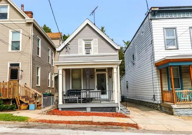 416 Ada Street, Cincinnati, OH 45219 (#1676212) :: The Chabris Group