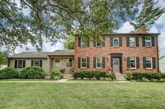 7753 Glenover Drive, Sycamore Twp, OH 45236 (#1676287) :: The Chabris Group