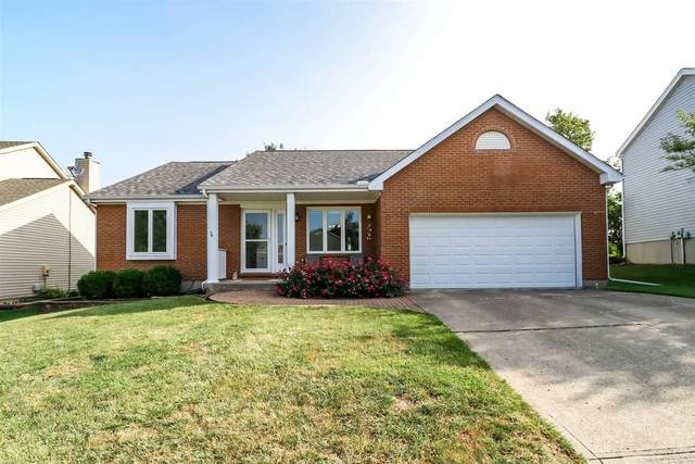 5382 Leaf Back Drive, West Chester, OH 45069 (#1676300) :: Century 21 Thacker & Associates, Inc.