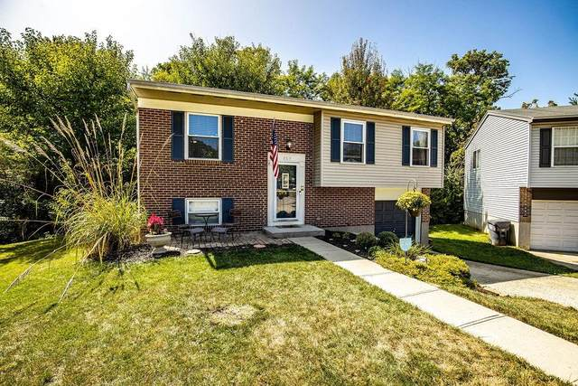 809 Allenwood Court, Delhi Twp, OH 45238 (#1676447) :: The Chabris Group