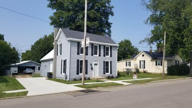 206 W Center Street, Blanchester, OH 45107 (#1676672) :: The Chabris Group