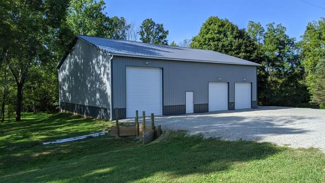 5954 Millers Chapel Road, New Market Twp, OH 45133 (#1676733) :: The Chabris Group