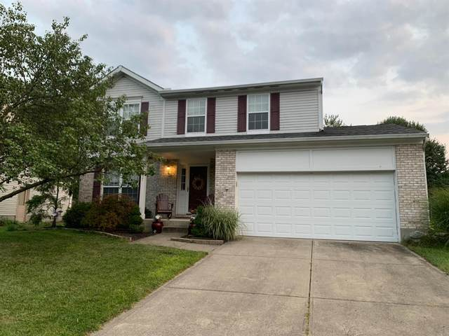 5197 Concord Crossing Drive, Mason, OH 45040 (MLS #1676750) :: Apex Group