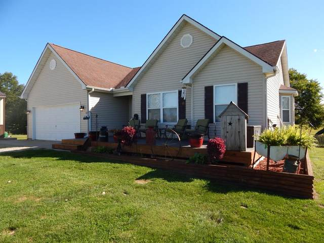 4468 Mt Zion Road, Hamer Twp, OH 45133 (#1676757) :: The Chabris Group