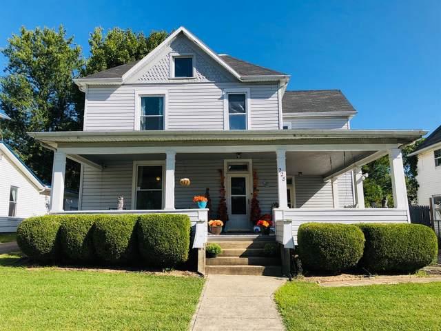 228 E Pleasant Street, Hillsboro, OH 45133 (#1676935) :: The Chabris Group