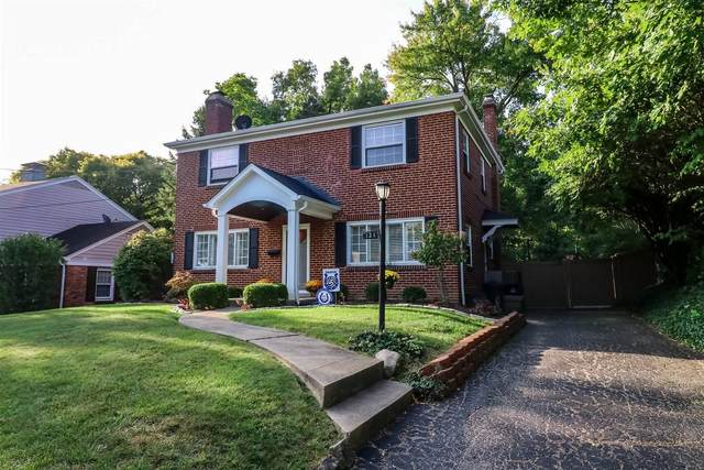 121 Forest Avenue, Wyoming, OH 45215 (MLS #1676998) :: Apex Group