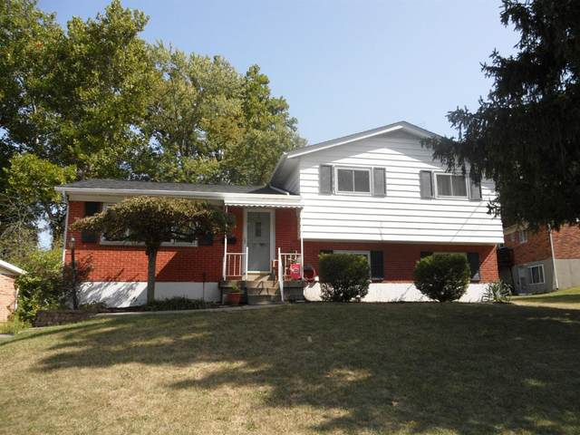 8480 Foxcroft Drive, Springfield Twp., OH 45231 (MLS #1677045) :: Apex Group