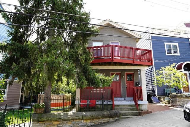 1027 Celestial Street, Cincinnati, OH 45202 (MLS #1677070) :: Apex Group