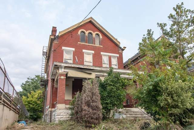 3026 Woodburn Avenue, Cincinnati, OH 45206 (#1677092) :: The Chabris Group