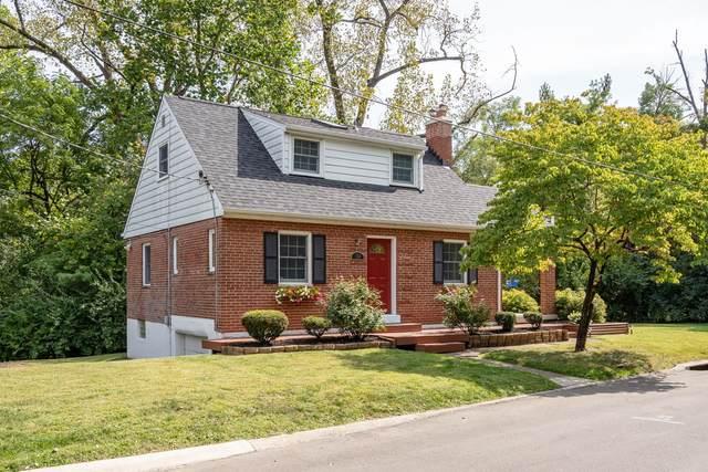 3724 Grovedale Place, Cincinnati, OH 45208 (#1677162) :: Century 21 Thacker & Associates, Inc.