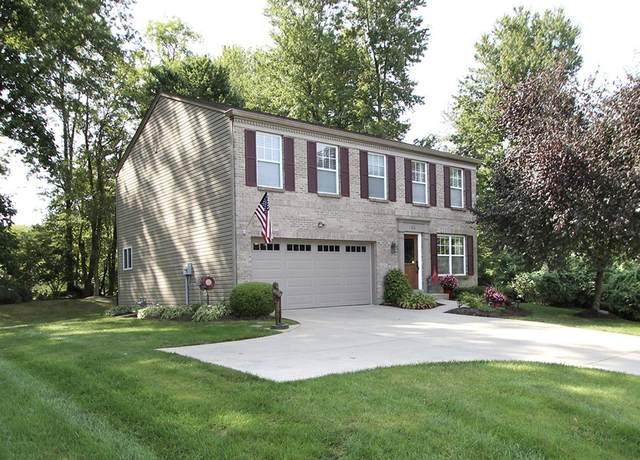 45 Wooded Ridge Drive, Amelia, OH 45102 (#1677259) :: Century 21 Thacker & Associates, Inc.
