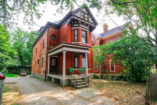 2628-2630 Moorman Avenue, Cincinnati, OH 45206 (#1677267) :: The Chabris Group