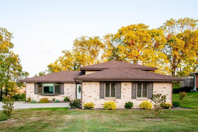5854 Red Oak Drive, Fairfield, OH 45014 (#1677307) :: The Chabris Group