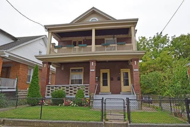 983 Windsor Street, Cincinnati, OH 45206 (#1677345) :: The Chabris Group