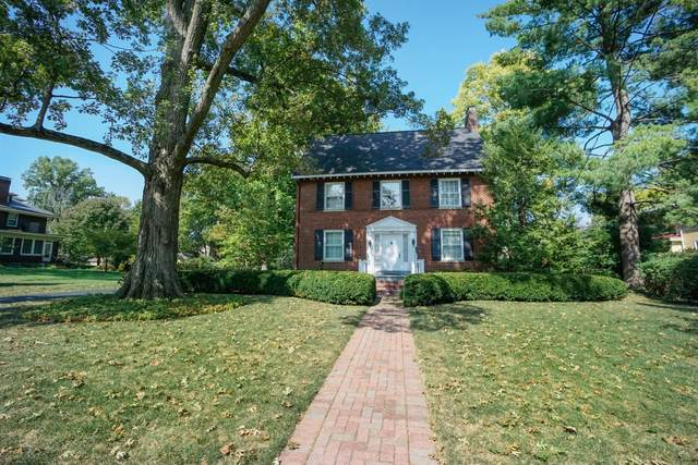 128 Wilmuth Avenue, Wyoming, OH 45215 (MLS #1677445) :: Apex Group