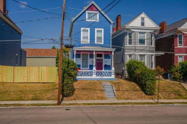 306 Jefferson Avenue, St Bernard, OH 45217 (#1677547) :: The Chabris Group