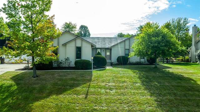 5793 Forge Bridge Drive, West Chester, OH 45069 (#1677586) :: The Chabris Group