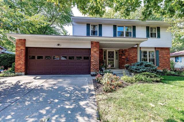 5911 Kingsmont Drive, Fairfield, OH 45014 (#1677588) :: The Chabris Group