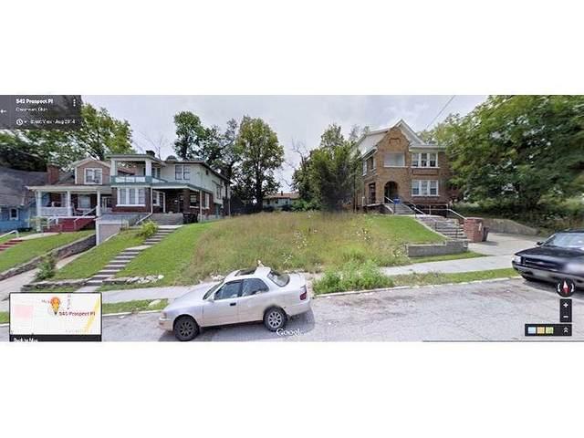 545 Prospect Place, Cincinnati, OH 45229 (MLS #1677621) :: Apex Group
