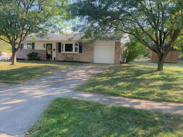 141 Ruskin Drive, Springdale, OH 45246 (#1677622) :: The Chabris Group