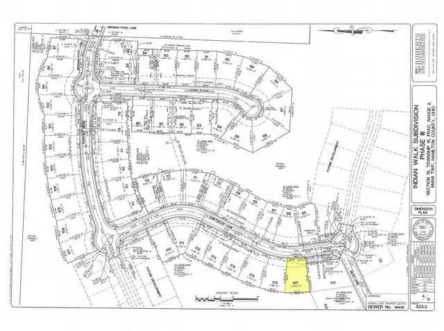 177-Lot Quietwood Lane, Miami Twp, OH 45002 (MLS #1677833) :: Apex Group