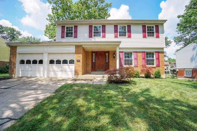 10867 Wengate Lane, Blue Ash, OH 45241 (#1677839) :: The Chabris Group