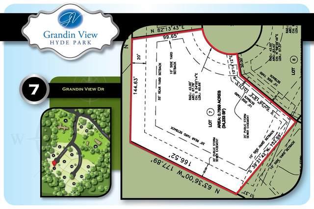 860 Grandin View Drive A, Cincinnati, OH 45208 (#1677854) :: The Huffaker Group
