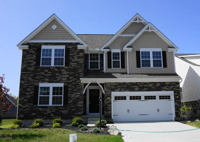 669 Sandker Lane #2, Anderson Twp, OH 45255 (#1677915) :: The Chabris Group