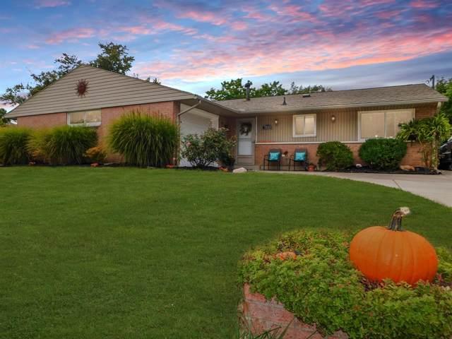 7819 Berchman Drive, Huber Heights, OH 45424 (#1678098) :: Century 21 Thacker & Associates, Inc.