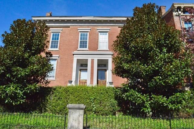 534 Liberty Hill Street #1, Cincinnati, OH 45202 (#1678118) :: Century 21 Thacker & Associates, Inc.