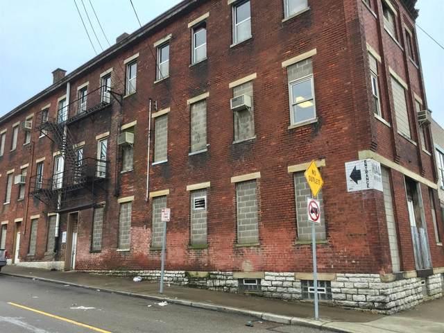3116 Spring Grove Avenue, Cincinnati, OH 45225 (MLS #1678240) :: Apex Group
