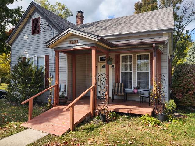 122 W Fancy Street, Blanchester, OH 45107 (MLS #1678354) :: Apex Group
