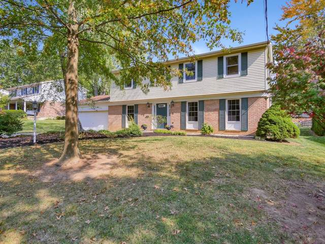 1728 Yellowglen Drive, Anderson Twp, OH 45255 (MLS #1679010) :: Apex Group