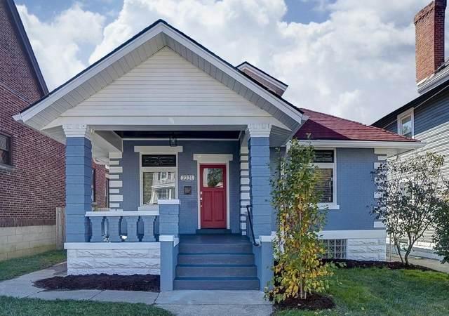 2221 Monroe Avenue, Norwood, OH 45212 (MLS #1679680) :: Apex Group