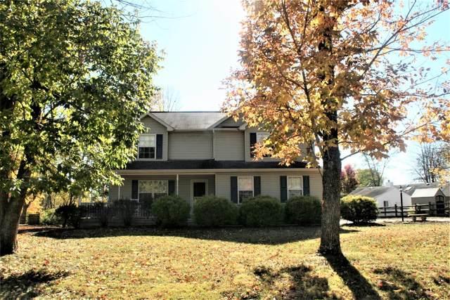 1007 Rustic Court, Lawrenceburg, IN 47025 (MLS #1679867) :: Apex Group