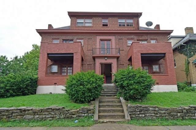 859 Glenwood Avenue, Cincinnati, OH 45229 (MLS #1680052) :: Apex Group