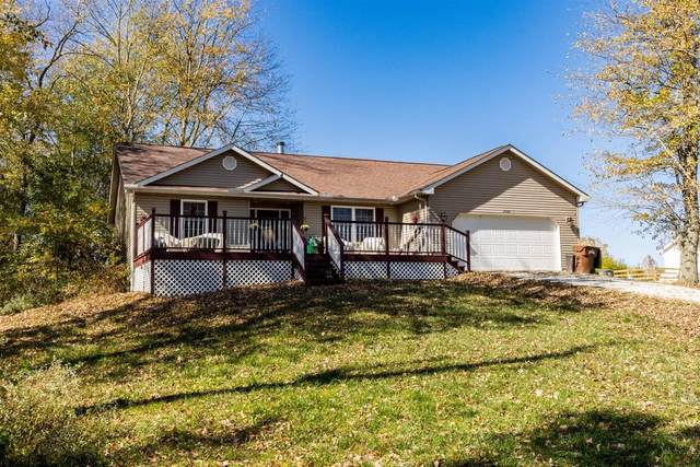 27637 Lawrenceville Road, Jackson Twp, IN 47041 (MLS #1680152) :: Apex Group