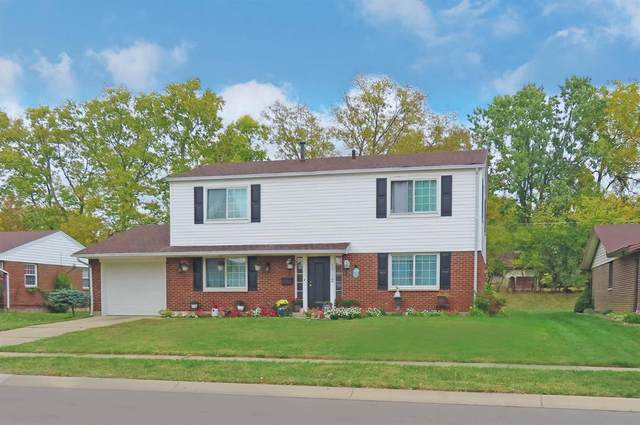 1712 Continental Drive, Sharonville, OH 45246 (MLS #1680188) :: Apex Group