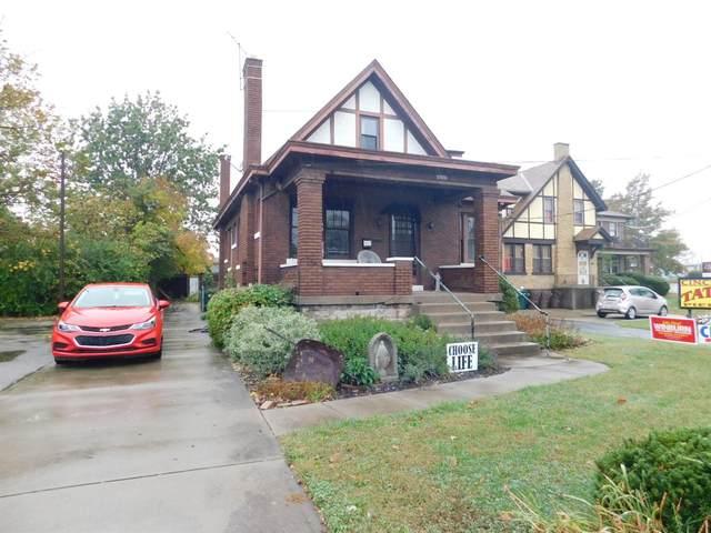 4947 Glenway Avenue, Cincinnati, OH 45238 (MLS #1680311) :: Apex Group