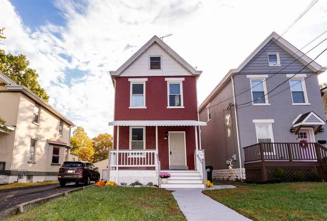 4122 Carter Avenue, Cincinnati, OH 45212 (MLS #1680469) :: Apex Group