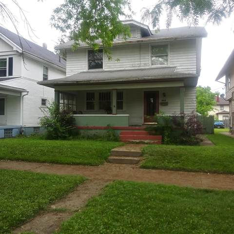 613 Homewood Avenue, Dayton, OH 45406 (MLS #1680701) :: Apex Group