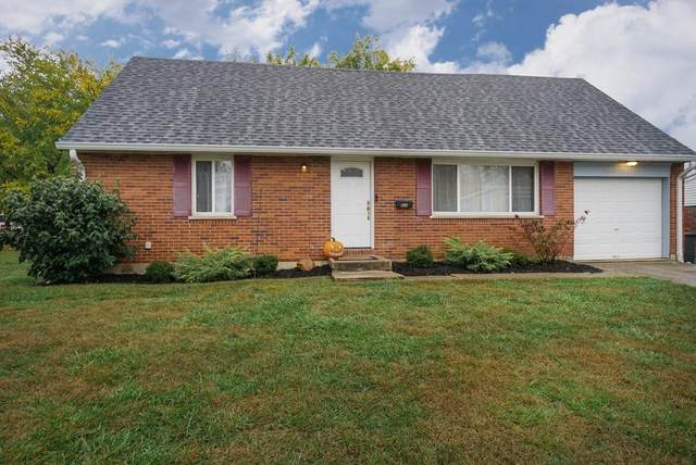 1484 Circlefield Drive, Sharonville, OH 45246 (MLS #1680833) :: Apex Group