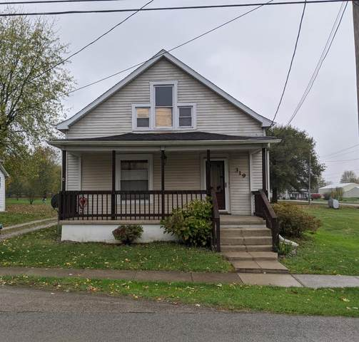 319 N Columbus, Russellville, OH 45168 (#1681107) :: The Chabris Group