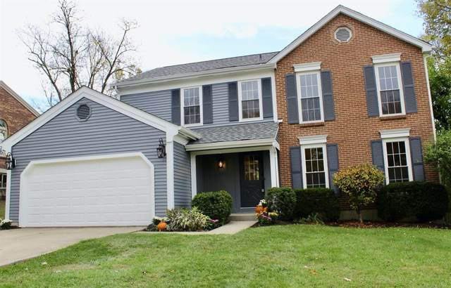 6687 Old Station Drive, West Chester, OH 45069 (#1682360) :: The Chabris Group