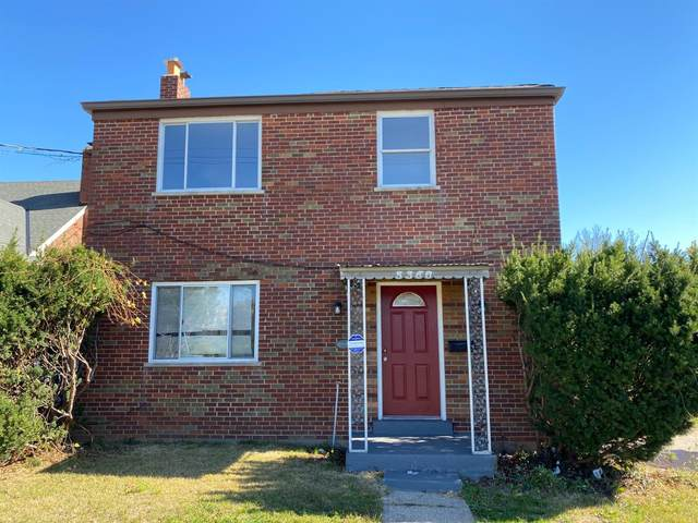 5360 Colerain Avenue, Cincinnati, OH 45223 (#1682615) :: The Chabris Group