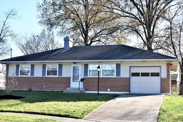 3961 Bluestone Court, Sharonville, OH 45241 (#1682705) :: The Chabris Group