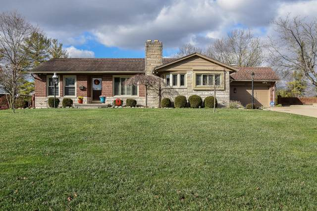 615 Kathryn Drive, Wilmington, OH 45177 (#1683318) :: Century 21 Thacker & Associates, Inc.