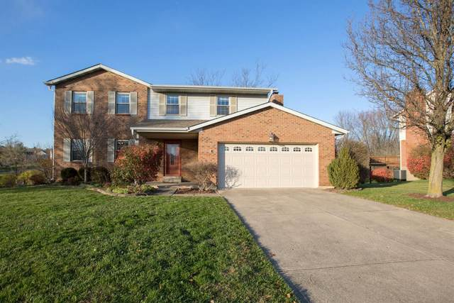 5358 Crossbridge Drive, West Chester, OH 45069 (#1683329) :: The Chabris Group